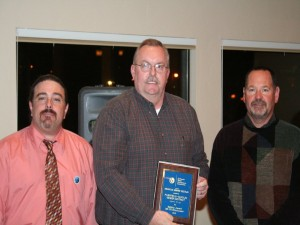 Rich Sponholz - 2009 CWEA Plant Safety Award