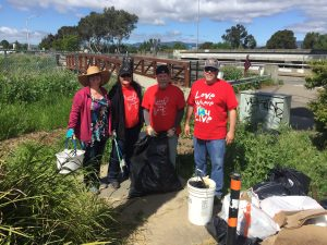 Earth Day 2019 Creek Cleanup
