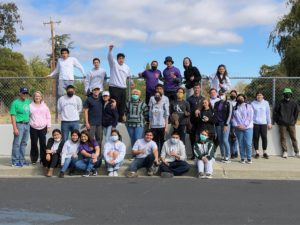 Coast and Creek Cleanup 2021